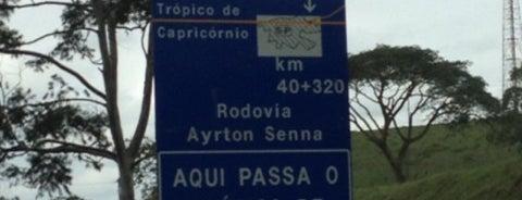 Trópico de Capricórnio is one of Já estive aqui....
