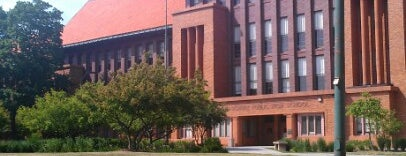 Schurz High School is one of Illinois's Greatest Places AIA.
