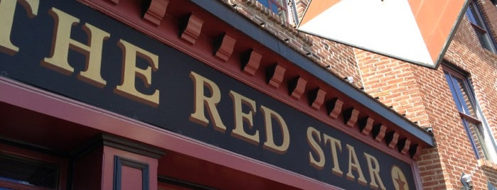 Red Star Bar & Grill is one of Places I've Reviewed.