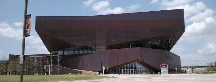 Irving Convention Center at Las Colinas is one of Locais salvos de Kat.