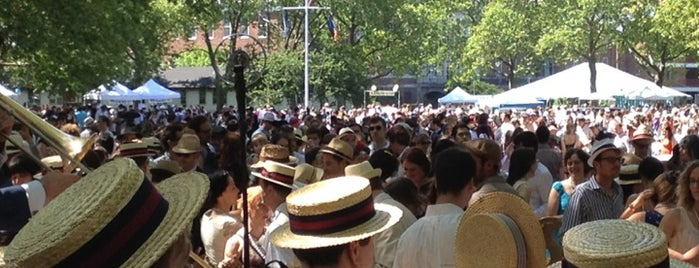 Jazz Age Lawn Party is one of NYC Summer Activities.