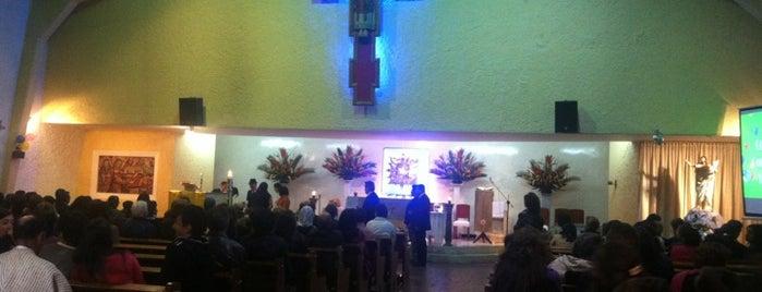 Iglesia La Epifanía is one of Daniel : понравившиеся места.