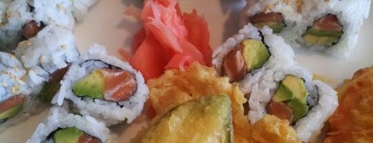 Umeko Sushi & Grill is one of Locais curtidos por Xin.