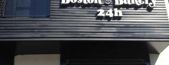 Boston Bakery is one of Bakeries, Coffee Shops & Breakfast Places.