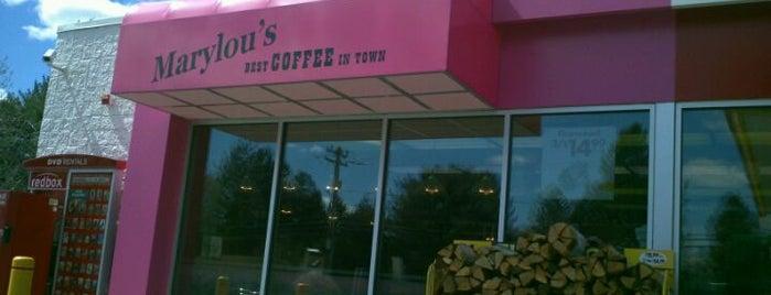 Marylou's is one of สถานที่ที่บันทึกไว้ของ Brandon.