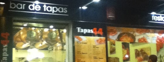 Tapas 44 is one of Madrid.
