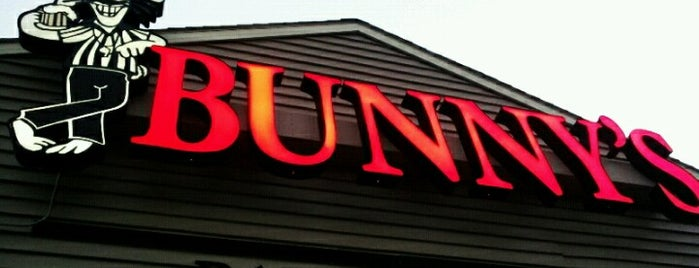 Bunny's Bar and Grill is one of Mpls St Paul Insider Eats 2012.