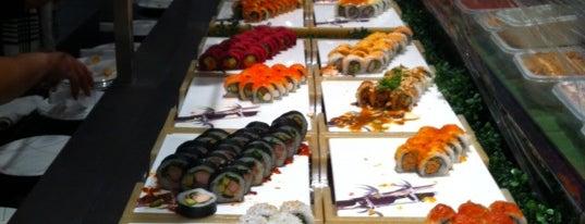 Minado Restaurant is one of My Favorites.