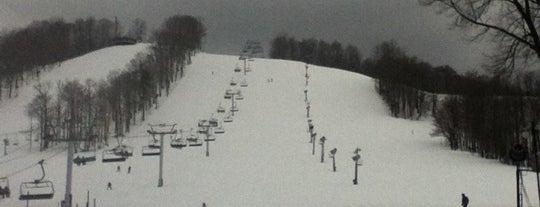 Boyne Mountain Resort is one of Skiing.