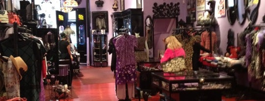 Anna Sui is one of For NYC Shopaholics.