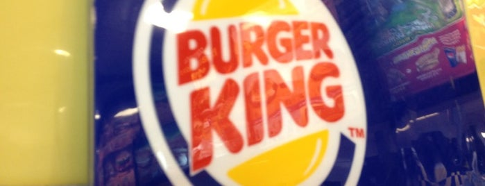 Burger King is one of Carl 님이 좋아한 장소.