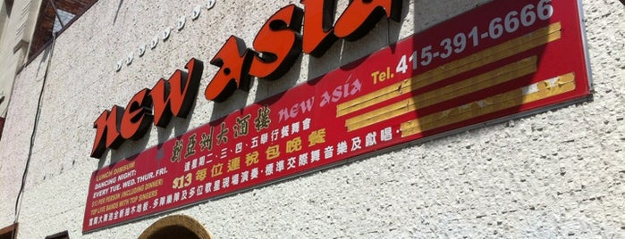 New Asia Chinese Restaurant is one of Places With Mostly Bad Reviews.