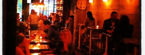 Ten Degrees is one of NYC Watering Holes.