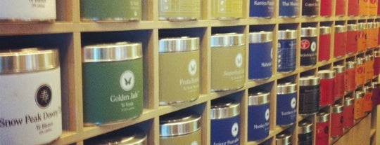 Teavana is one of Lugares para autoindulgentes irredentos.