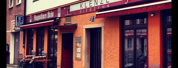 Klenze 17 is one of Munich And More Too.