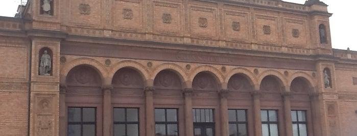 Hamburger Kunsthalle - Galerie der Gegenwart is one of StorefrontSticker #4sqCities: Hamburg.