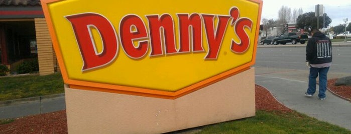 Denny's is one of The Bay.