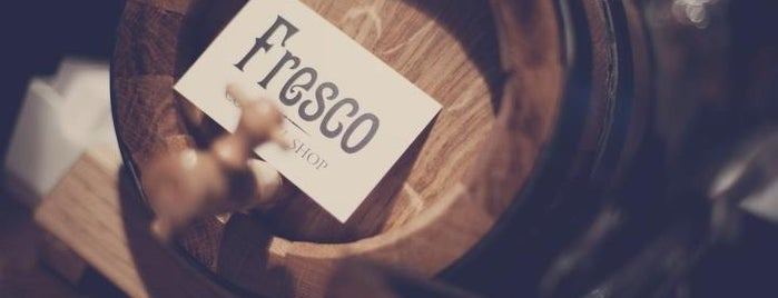 Fresco Cocktail Shop is one of Valentina 님이 좋아한 장소.