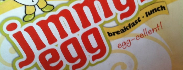 Jimmy's Egg is one of Restaurants I Want To Try.