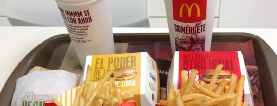 McDonald's is one of Gabii : понравившиеся места.