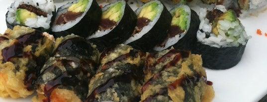 Ichiban Japanese Sushi is one of Bento Badge - Cincinnati Venues.