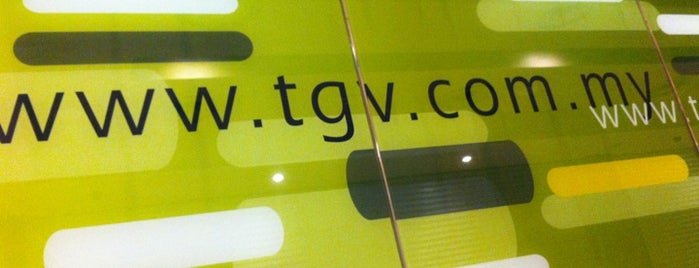 TGV Cinemas is one of Attraction Places to Visit.