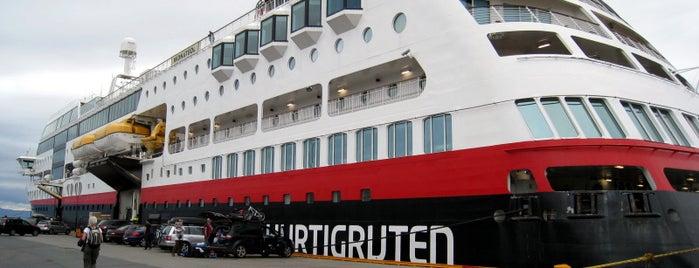 Hurtigrutekaia is one of The #AmazingRace 23 travel map.