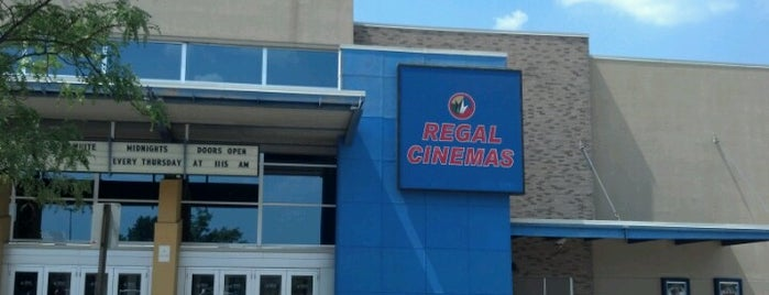 Regal Bowie is one of Movie Theaters.
