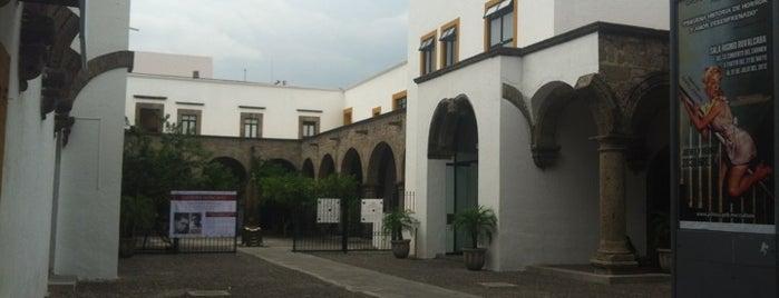 Ex Convento del Carmen is one of Guadalajara, MX.