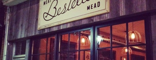Bestellen is one of Toronto Must-Try Noms.