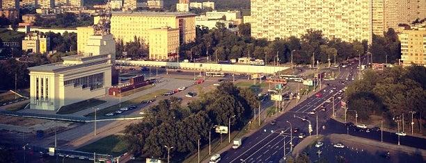 Колесо обозрения is one of Москоу.