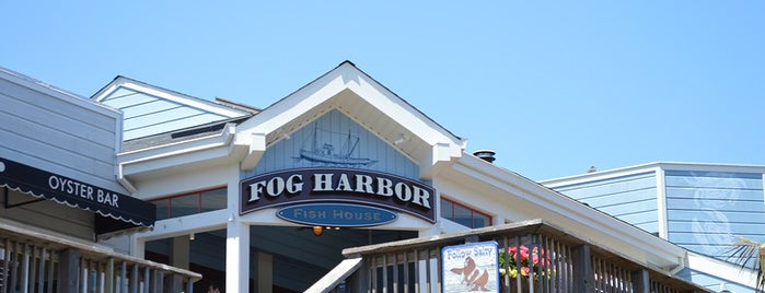 Fog Harbor Fish House is one of San Francisco-Foodie-Must-Try.