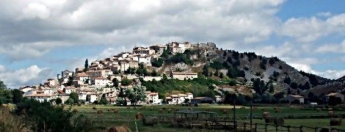 Rocca di Mezzo is one of Posti che sono piaciuti a Flavia.