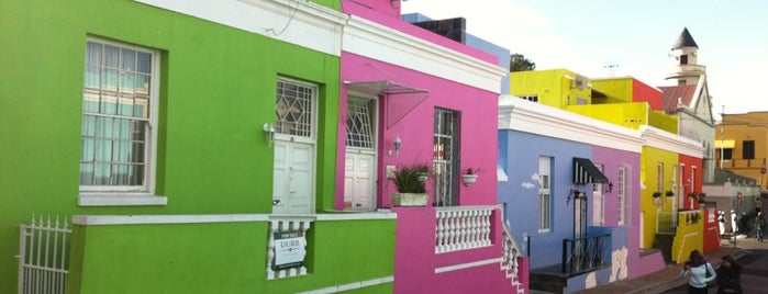 Bo-kaap is one of cape town.