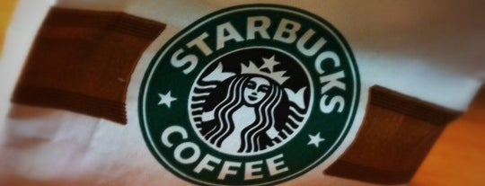 Starbucks is one of Lieux qui ont plu à Sergio M. 🇲🇽🇧🇷🇱🇷.