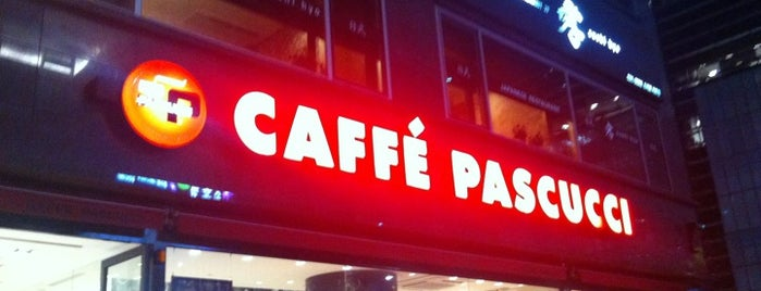 CAFFÉ PASCUCCI is one of Ben's list for Coffee and Cafe.