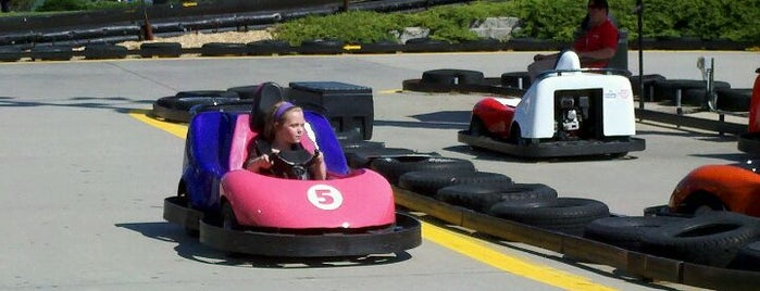 CJ Barrymores Indy Track is one of Fun Go-to-Spots.