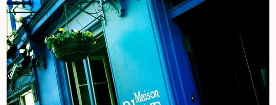 Maison Bleue is one of Travel | Favourites.