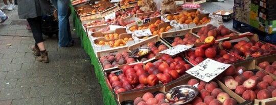 Marché du Parvis de Saint-Gilles / Markt Sint-Gillisvoorplein is one of Uitstap idee.