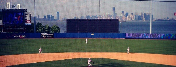 Richmond County Bank Ballpark is one of Long Island to NYC mix.