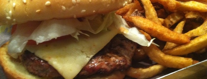 Big Smoke Burger is one of Best of BlogTO Food Pt. 1.