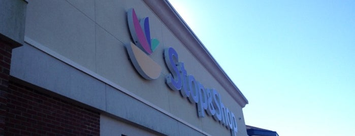 Stop & Shop is one of Lieux qui ont plu à Lindsaye.