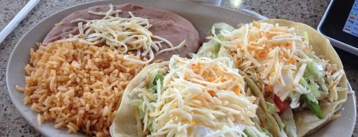 Taco Burrito King is one of Tempat yang Disukai Matt.