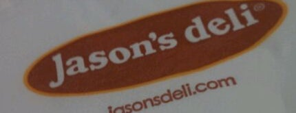 Jason's Deli is one of Healthy Restaurants.