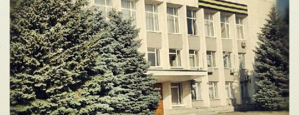 Красный Сулин is one of Города Ростовской области.
