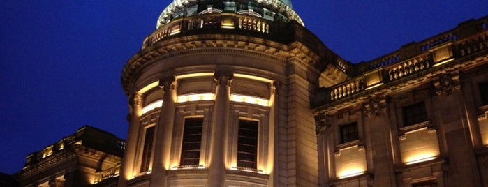 Mitchell Library is one of Glasgow.