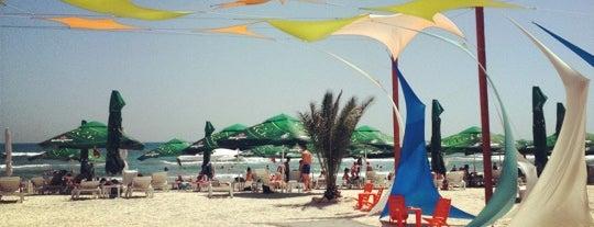 Kudos Beach Club is one of Sabina'nın Kaydettiği Mekanlar.