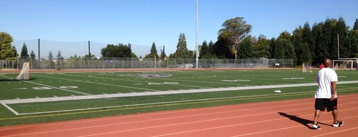 Piedmont High School Track is one of Lugares favoritos de NeeCee 🌈.