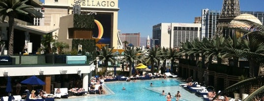 Boulevard Pool is one of Vegas Favorites by a Local.