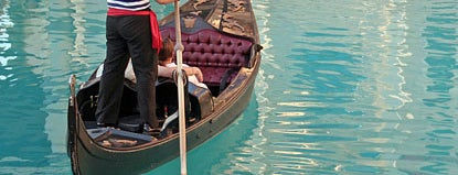 Venetian Canal is one of 101 places to see in Las Vegas before your die.